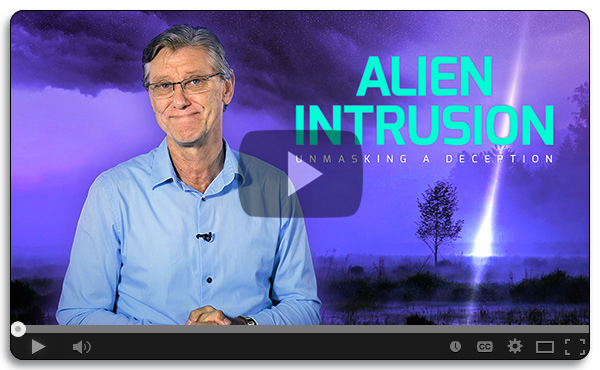Watch a clip from Alien Intrusion, plus commentary by Gary Bates